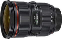 Canon EF 24-70mm f2.8L II USM for sale on Swappa