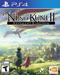Ni no Kuni II: REVENANT KINGDOM for PlayStation 4