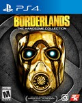 Borderlands: The Handsome Collection for PlayStation 4