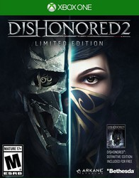 Dishonored 2, Limited Edition for Xbox One