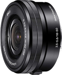 Sony E PZ 16–50 mm F3.5–5.6 for sale on Swappa