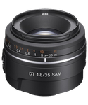 Sony DT 35mm f/1.8 A-Mount