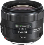 Canon EF 35mm f2 IS USM Wide-Angle