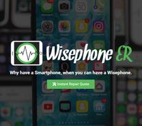 Wisephone ER Banner