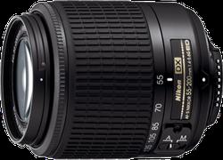 Nikon AF-S DX Nikkor 55-200mm f4.5-5.6G ED for sale on Swappa