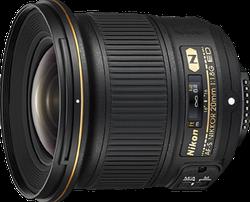 Nikon AF-S FX NIKKOR 20mm f1.8G ED for sale on Swappa