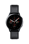 Samsung Galaxy Watch Active2 44mm (AT&T), Stainless Steel - Black