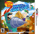 Phineas and Ferb: Quest for Cool Stuff for Nintendo 3DS