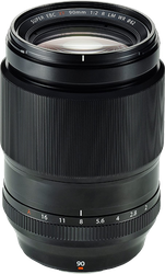 Fuji XF 90mm f2 R LM WR for sale on Swappa