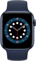 Apple Watch Series 6 44mm [A2292 - GPS Only], Aluminum - Blue