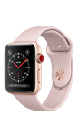 Apple Watch Series 3 38mm (Verizon) [A1860], Stainless - Silver