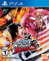 ONE PIECE: Burning Blood for PlayStation 4