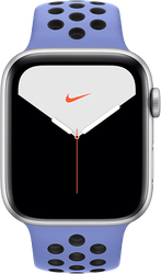 Apple Watch Series 5 44mm (Unlocked) [A2095 Cellular], Nike - Silver