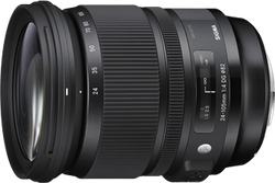 Sigma 24-105mm f4.0 Art DG OS HSM for sale on Swappa