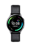 Samsung Galaxy Watch Active2 44mm (Unlocked), Stainless Steel - Silver