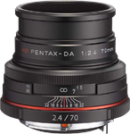 Pentax K-Mount HD DA f2.4 70-70mm Fixed