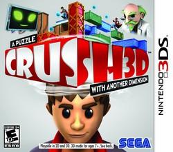 CRUSH3D for Nintendo 3DS