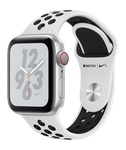 Apple Watch Series 4 40mm (T-Mobile) [A1975 - Cellular], Nike - Silver