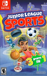 Junior League Sports for Nintendo Switch