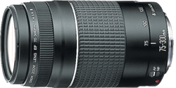 Cheap Canon EF 75-300mm f/4-5.6 III