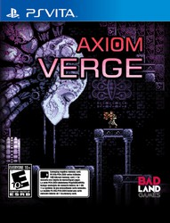 Axiom Verge for PlayStation Vita
