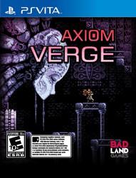 Axiom Verge for PlayStation Vita
