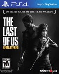 The Last of Us: Remastered for PlayStation 4