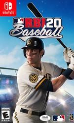 R.B.I. Baseball 20 for Nintendo Switch