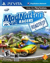 ModNation: Racers - Road Trip