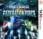 Metroid Prime: Federation Force for Nintendo 3DS