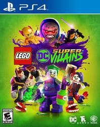 LEGO: DC Super-Villains for PlayStation 4