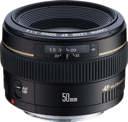 Canon EF 50mm f1.4 USM for sale