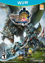 Monster Hunter 3: Ultimate for Nintendo Wii U