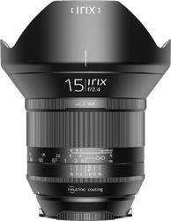 Irix 15mm f2.4 Blackstone for Canon for sale on Swappa