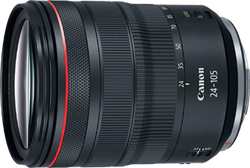 Canon RF 24-105mm f/4 L IS USM for sale on Swappa