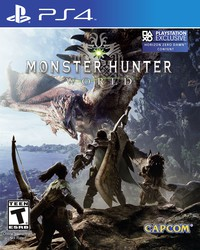 Monster Hunter: World for PlayStation 4
