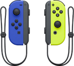 Nintendo Switch Joy-Con (L-R) - Blue & Yellow