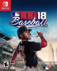 R.B.I. Baseball 2018 for Nintendo Switch
