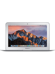 "MacBook Air 2017 - 13"" - I5, Silver, 128 GB, 8 GB"