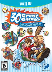 Family Party: 30 Great Games - Obstacle Arcade for Nintendo Wii U