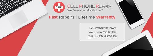CPR Cell Phone Repair Wentzville Banner