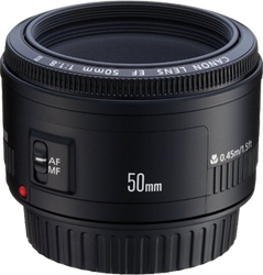 Canon EF 50mm f1.8 II for sale