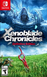Xenoblade Chronicles for Nintendo Switch