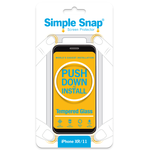 Simple Snap™ Screen Protector - iPhone XR/11