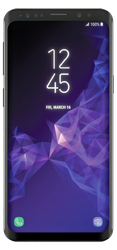 Samsung Galaxy S9 (Unlocked Non-US) [SM-G9600 D/S], Duos - Black, 128 GB
