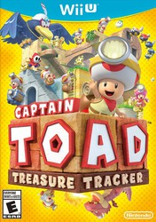 Captain Toad: Treasure Tracker for Nintendo Wii U
