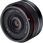 Samyang 35mm f2.8 for Sony