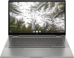 HP Chromebook X360 14c for sale on Swappa