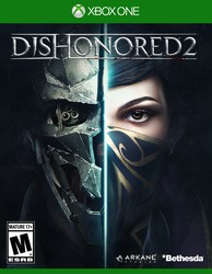 Dishonored 2 for sale