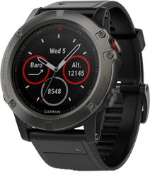 Used Garmin Fenix 5X